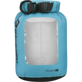 Sea to Summit View Dry Sack 1L spray bottle, blue